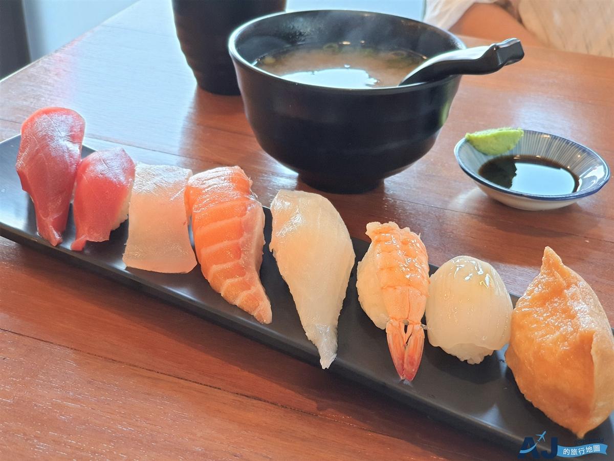 東港細尾手作壽司:大鵬灣旁的日本料理小店 菜單分享