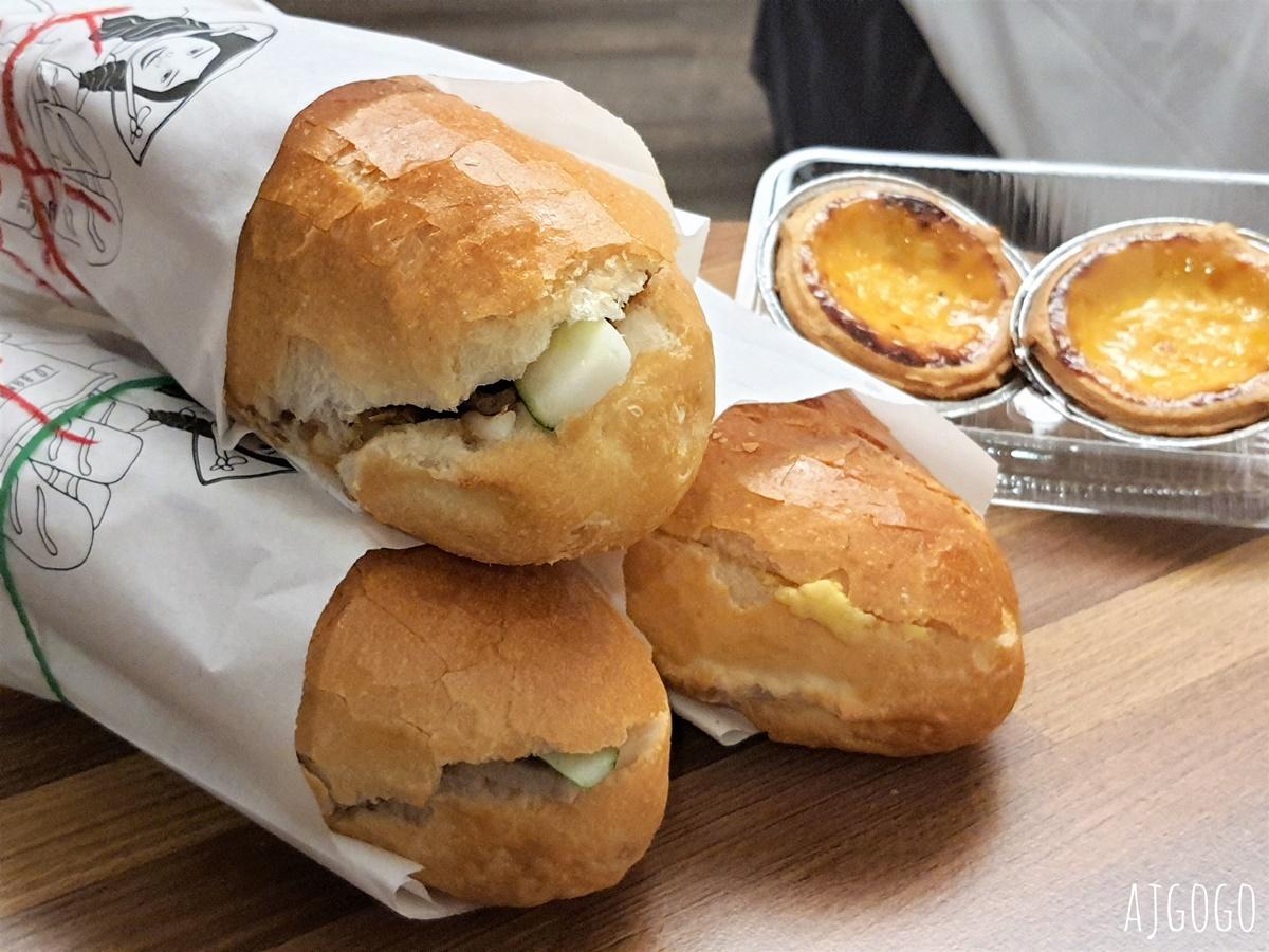 台中越南法國麵包:超酥脆的口感讓人吃了會懷念 菜單分享