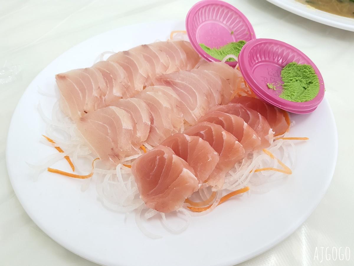 恆春美食:漁文海產店 紅柴坑漁港的平價餐廳 價格透明