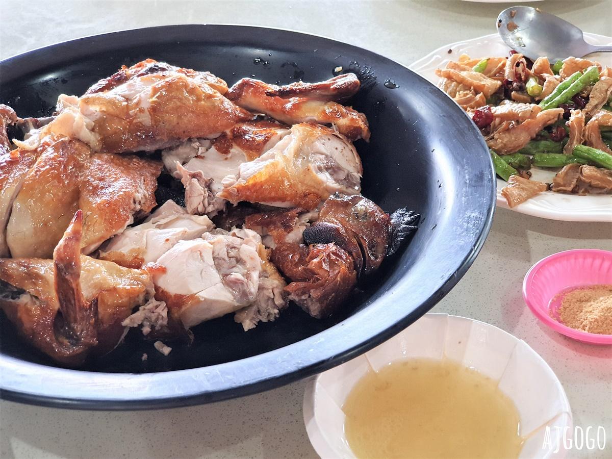 35甕缸雞紫南宫店:好吃的烤雞、熱炒水準也不錯 菜單分享