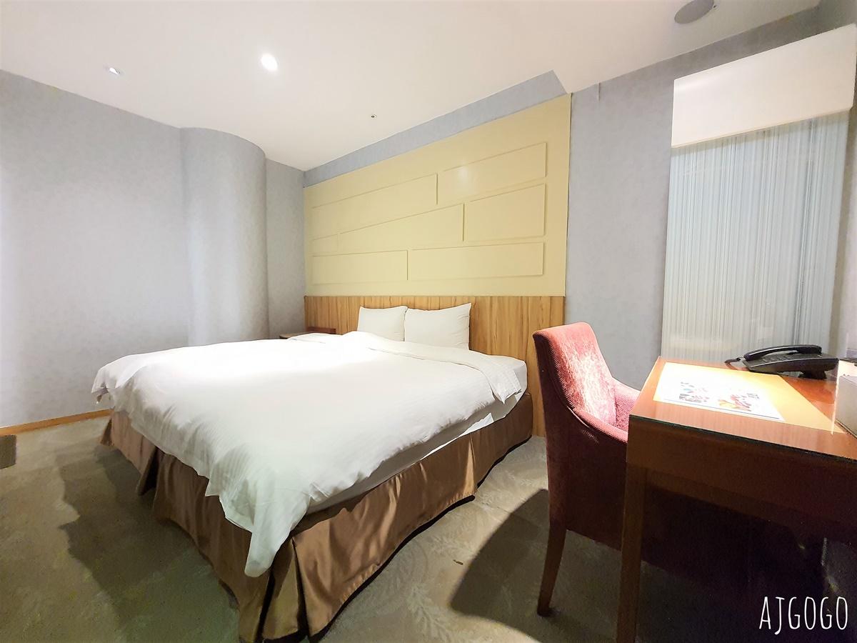 儷夏商旅-西門町西寧館:台北便宜商務飯店 可休息 無窗雙人房