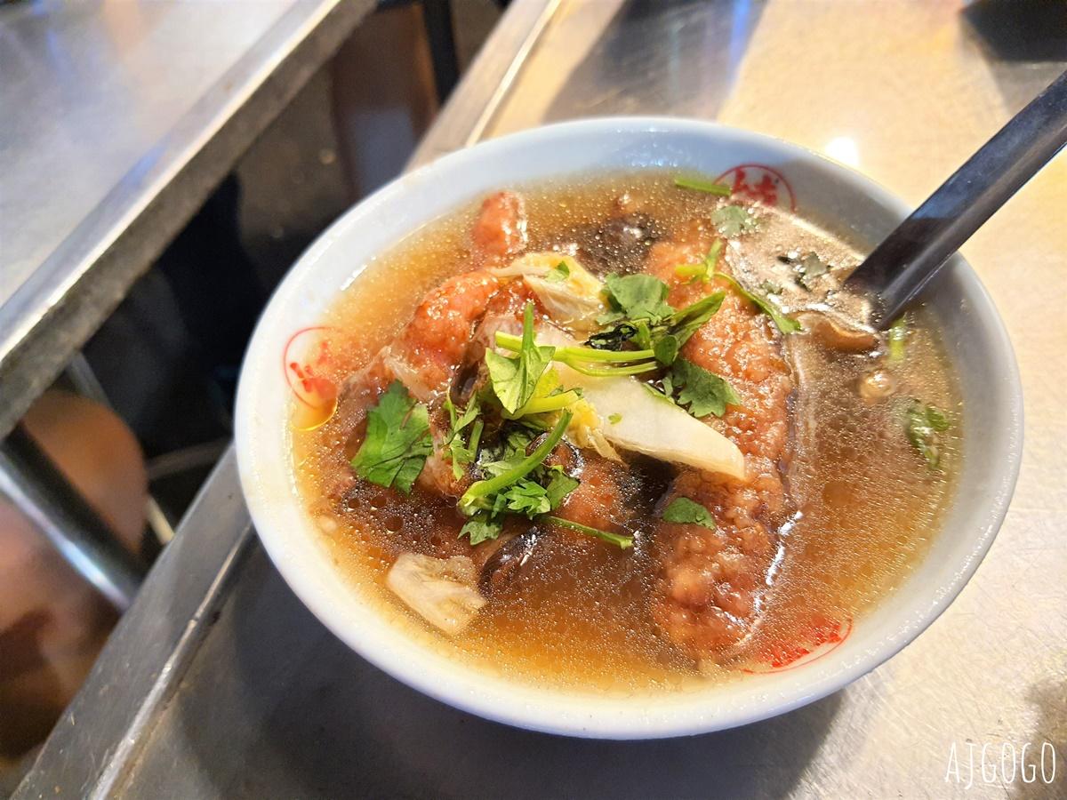 圳記紅燒鰻:基隆廟口夜市美食 魯肉飯是南台灣甜口味