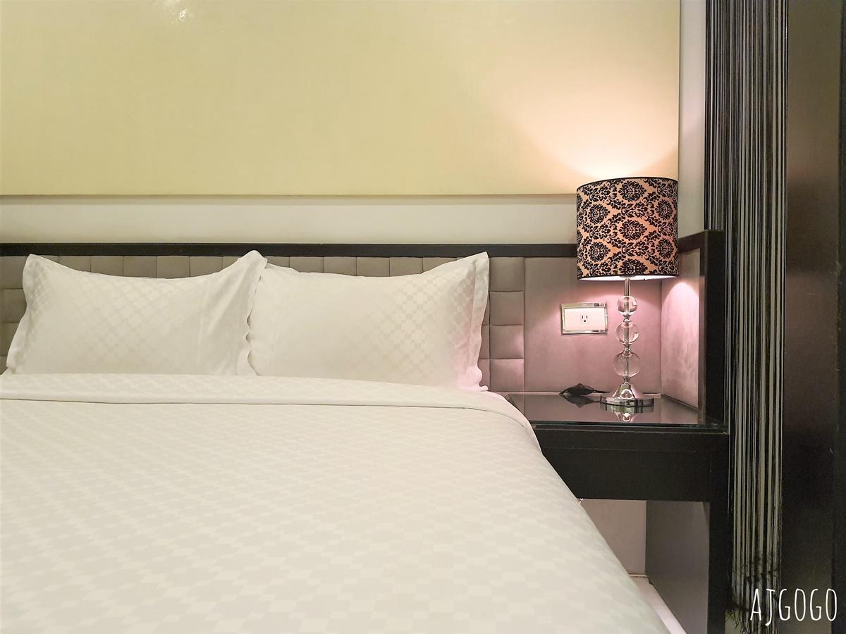 香格里拉精品旅館 家庭四人房 高雄車站旁有停車場的飯店