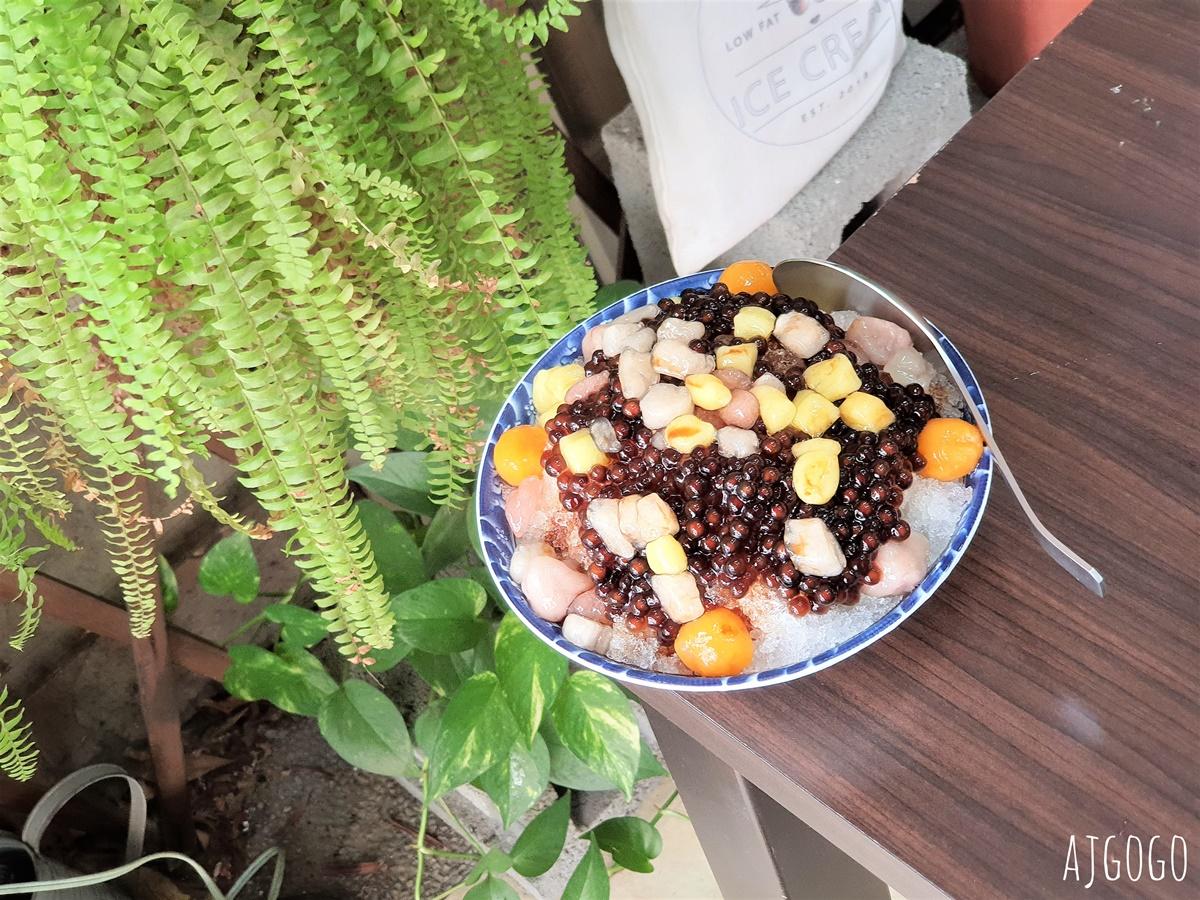 勝一手工豆花 嘉義文化路夜市旁的豆花剉冰店 菜單分享
