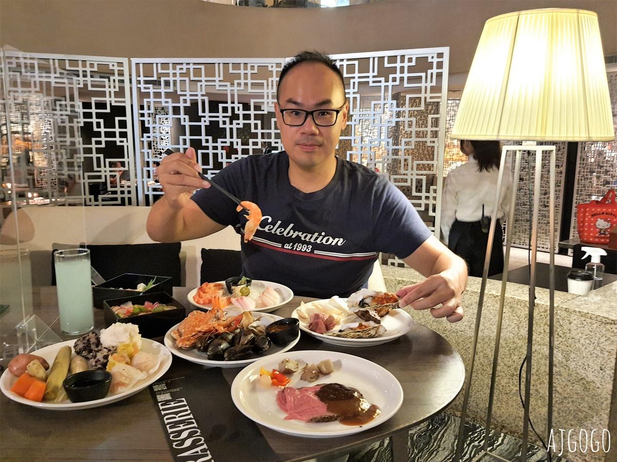 栢麗廳 平日晚餐 晶華酒店超人氣吃到飽餐廳 價格分享