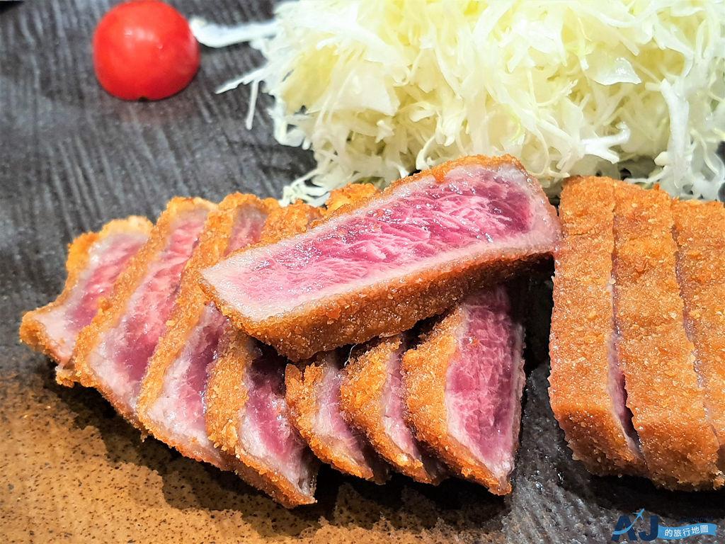 林口三井 炸牛元村 日本來的炸牛排名店 菜單與營業時間分享