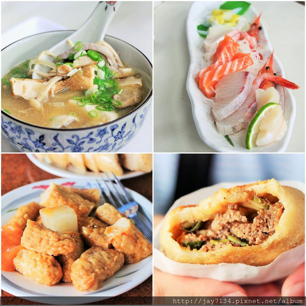 (台中第二市場美食蒐集)王菜頭粿糯米腸、鄒牛肉餡餅、老賴茶棧、楊媽媽立食