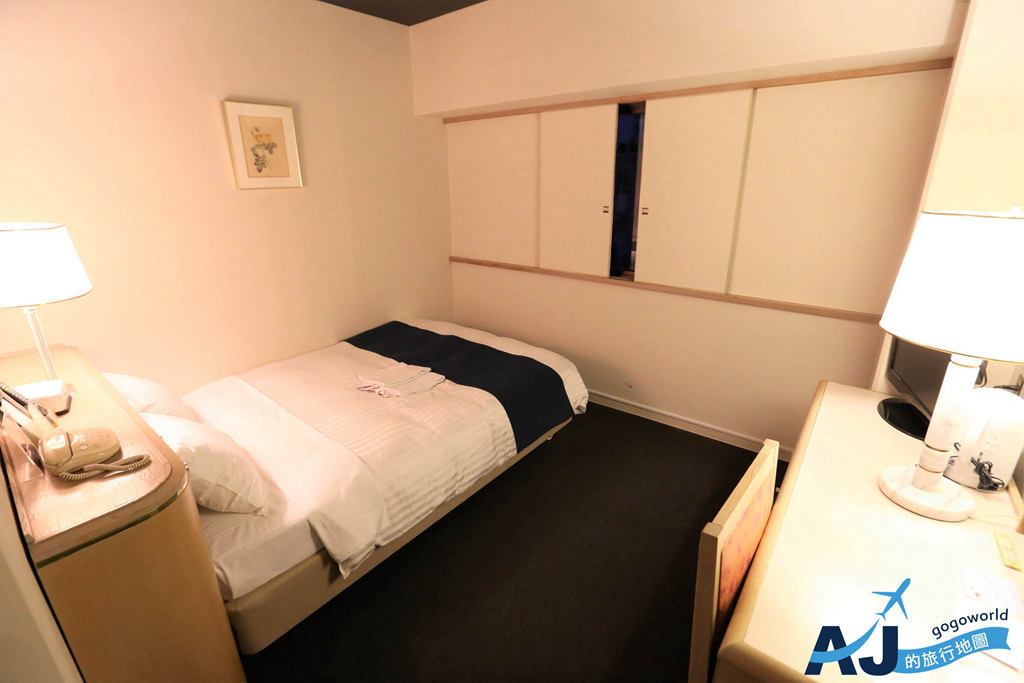 (宮崎飯店推薦)宮崎阿里斯頓飯店 Ariston Hotel Miyazaki 雙人房、早餐分享