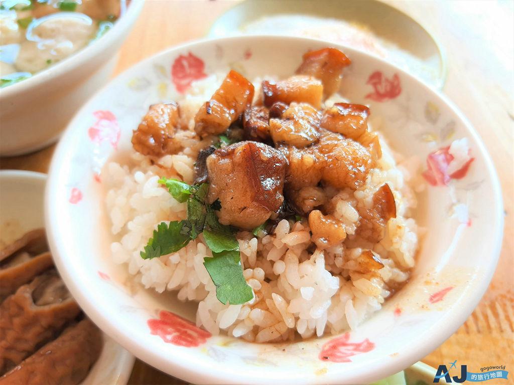 阿和肉燥飯 台南東門圓環旁的美食小店 魚皮湯、多種小菜讓你點 菜單、營業時間分享