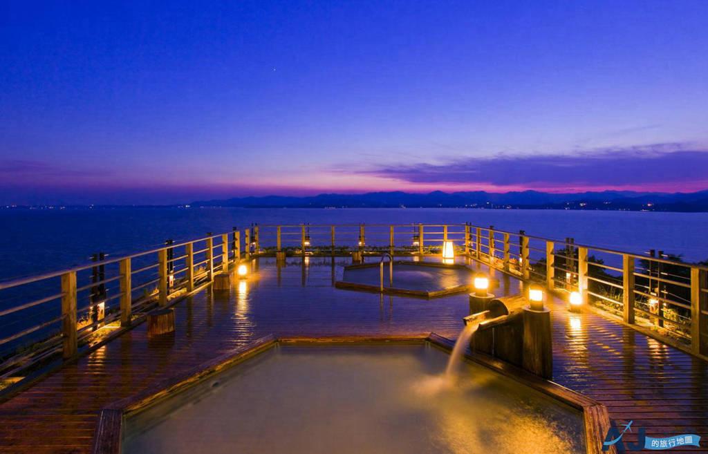 (靜岡濱名湖景飯店)濱松西米皇家酒店 Sago Royal Hotel 湖景日式客房 湖景溫泉、早餐、晚餐分享
