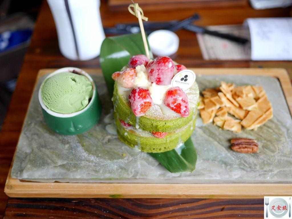 (台中勤美綠園道美食)三星丸 宇治商船 真正的宇治抹茶味道 台中好吃甜點