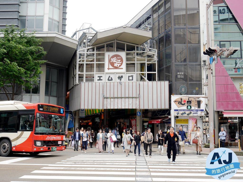 (金澤美食推薦)近江町市場 金澤人的廚房 海鮮丼/螃蟹/壽司/可樂餅 嗜海鮮者的天堂 營業時間/交通分享