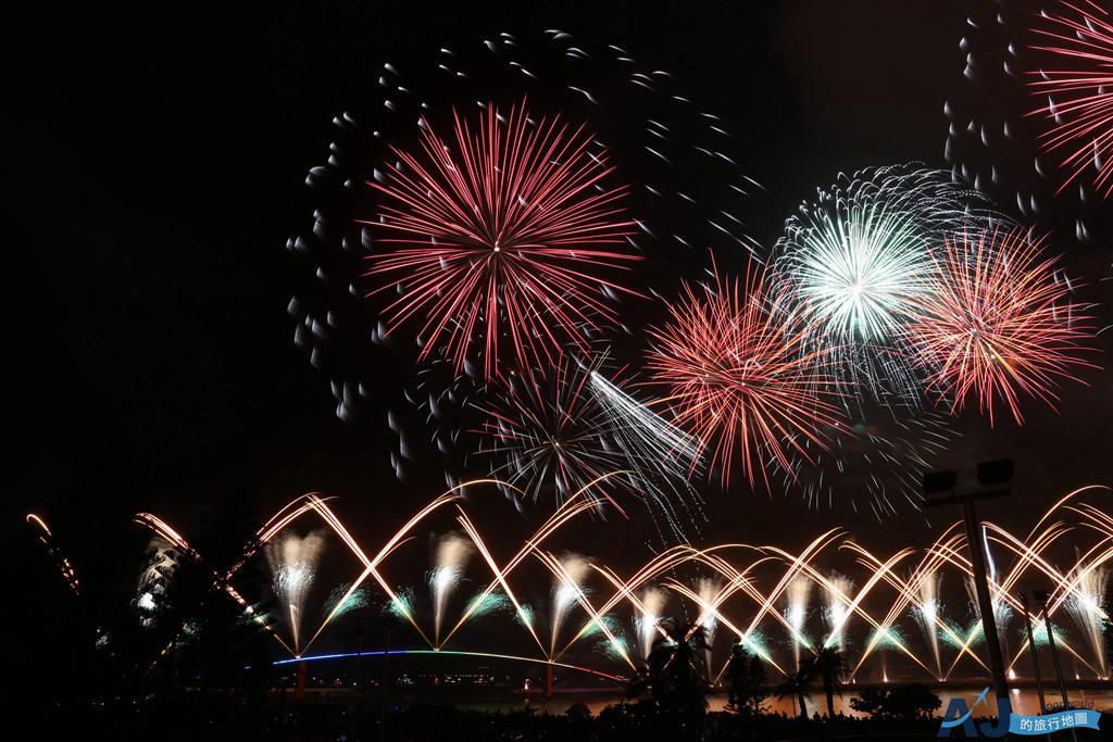 2020澎湖國際海上花火節 7/6暑假登場 一路放到9/3 預約花火節遊船、帆船 還有離煙火最近的住宿是這間