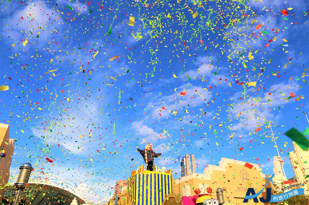 日本環球影城交通、門票:哈利波特魔法世界、小小兵樂園、天使奇蹟聖誕秀、夜間遊行、聖誕節特別活動分享
