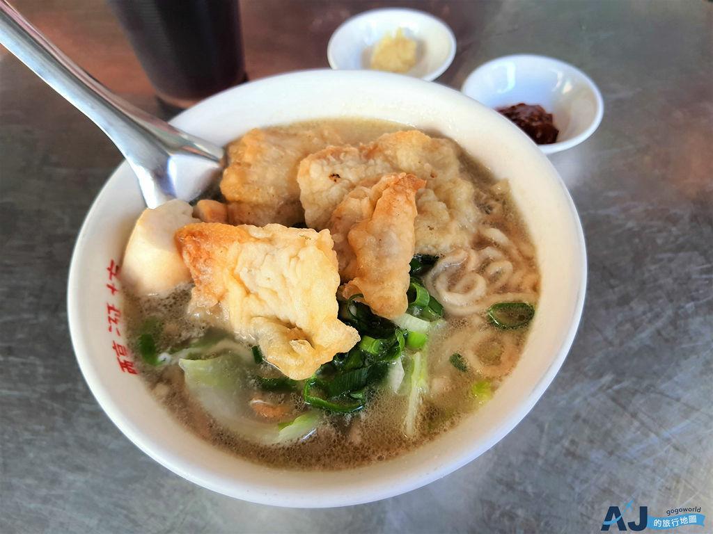 台南早餐美食:醇涎坊古早味鍋燒意麵 原來台南的鍋燒意麵是不加火鍋料的 菜單與營業時間分享