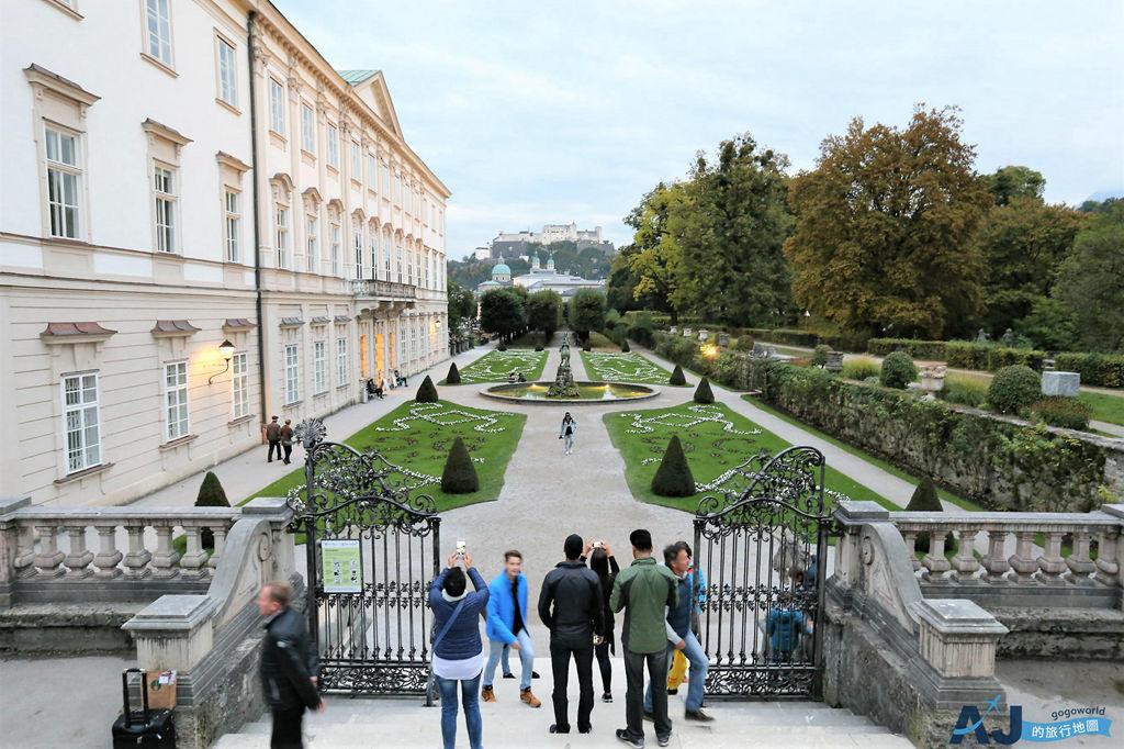 米拉貝爾宮 Schloss Mirabell 薩爾斯堡人氣景點 電影真善美取景地 開放時間分享