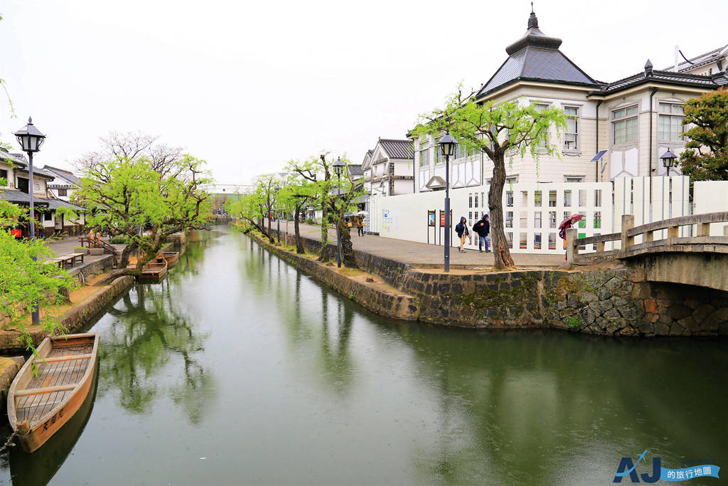 岡山倉敷美觀地區:江戶時代建築懷舊半日遊 從岡山車站過來不用20分鐘
