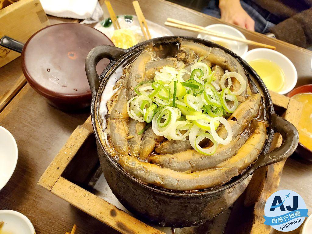(東京淺草美食)泥鰍鍋 駒形どぜう 江戶時代庶民的美食至今開業已200 滑溜口感很特別