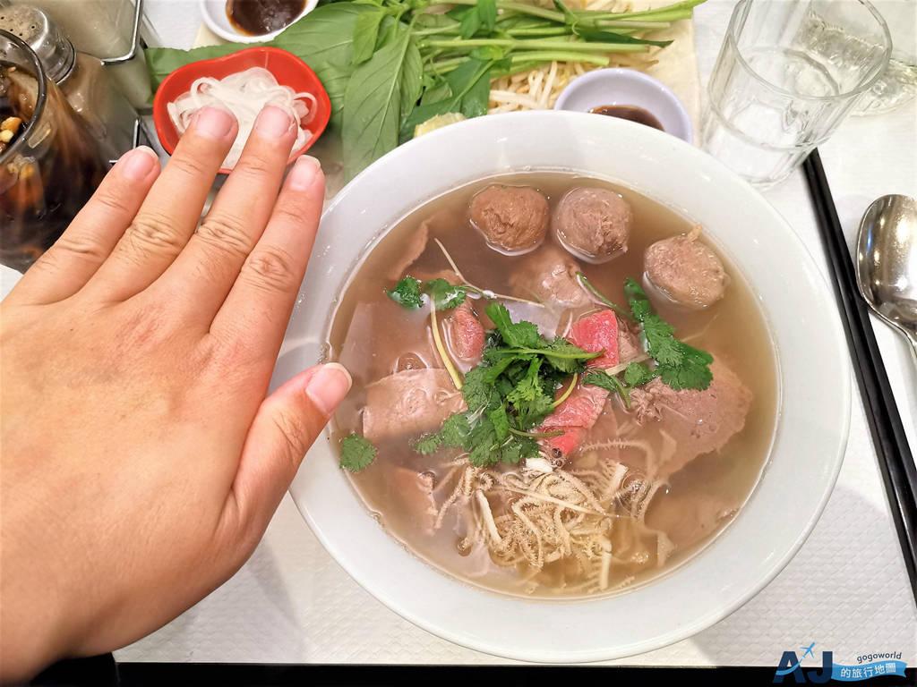 (巴黎羅浮宮美食)越南河粉 Pho 14 Opera / Pho Bahn Cuon 14 人氣越南料理餐廳 菜單、營業時間分享