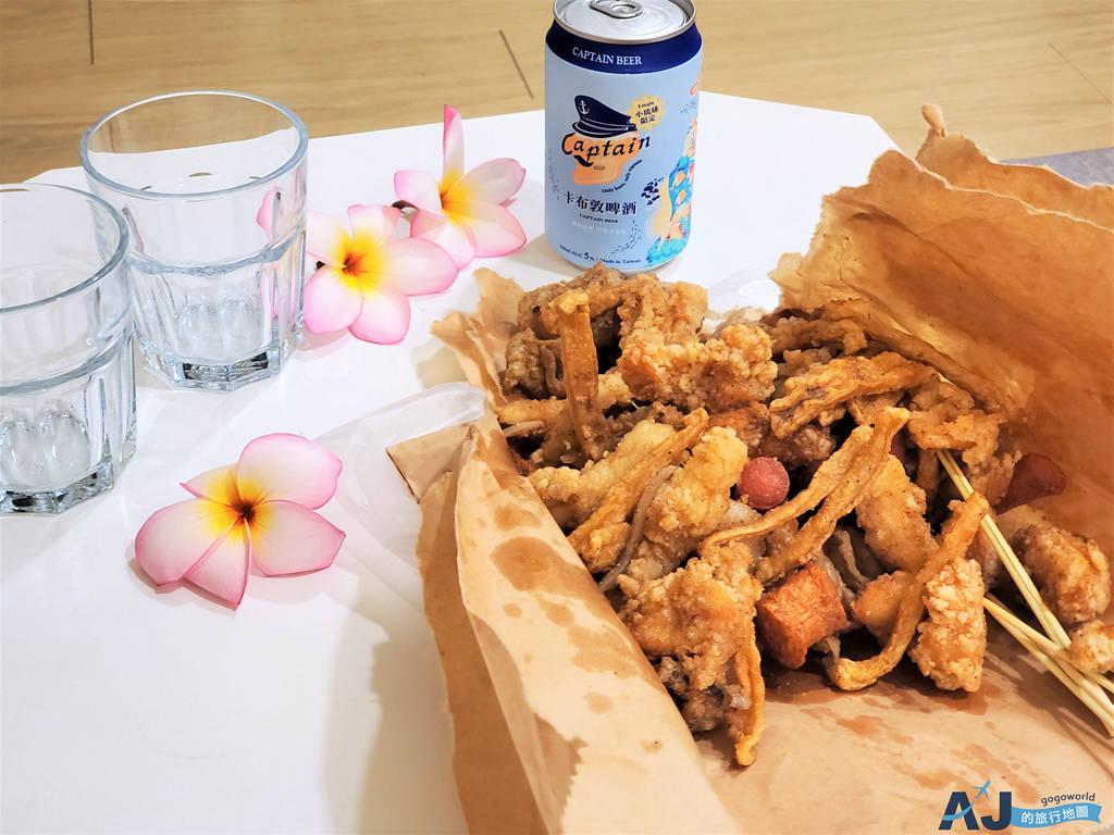 (小琉球美食)廟口鹹酥雞 消夜美食 但網路評價蠻兩極的 營業時間分享