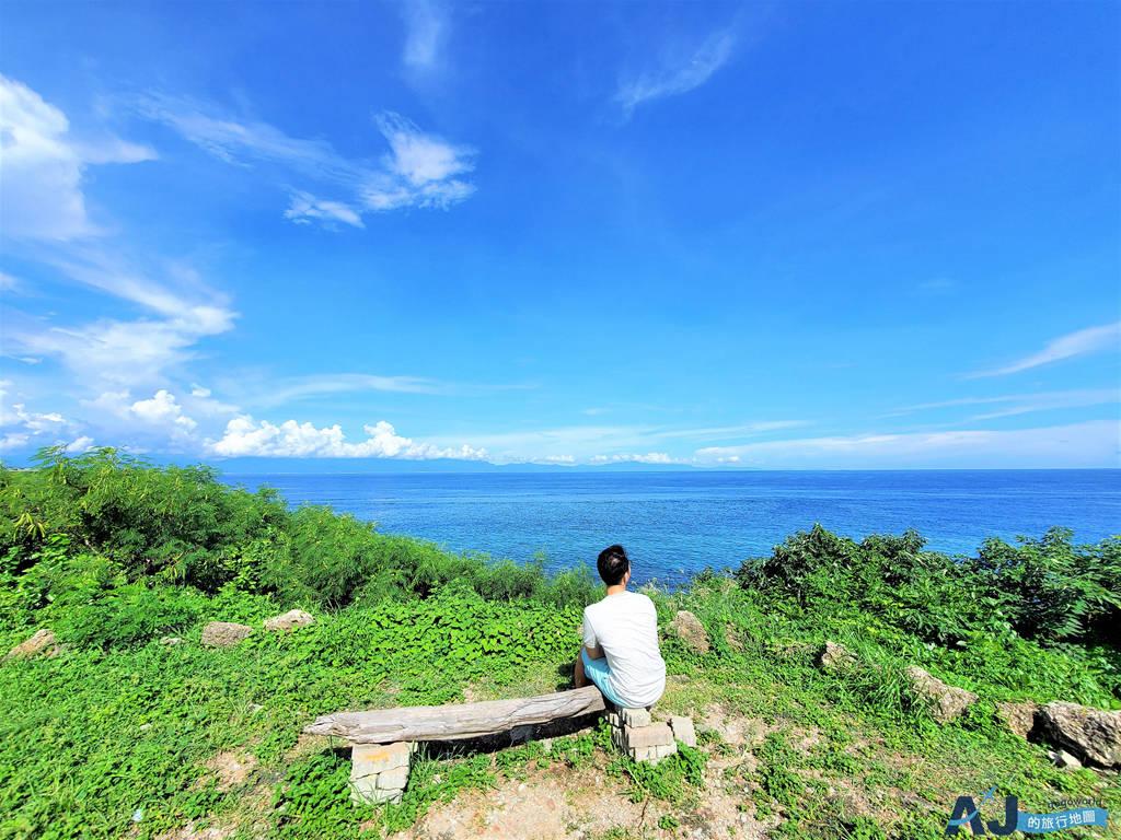 小琉球景點懶人包:10個人氣看海景點 旭日亭、厚石海岸、落日亭、烏鬼洞、美人洞