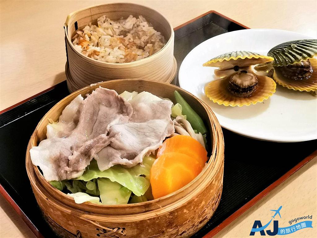長崎小浜溫泉美食:海鮮市場 蒸し釜や 海鮮地熱蒸釜、日本最長的足湯 Hot Foot 105