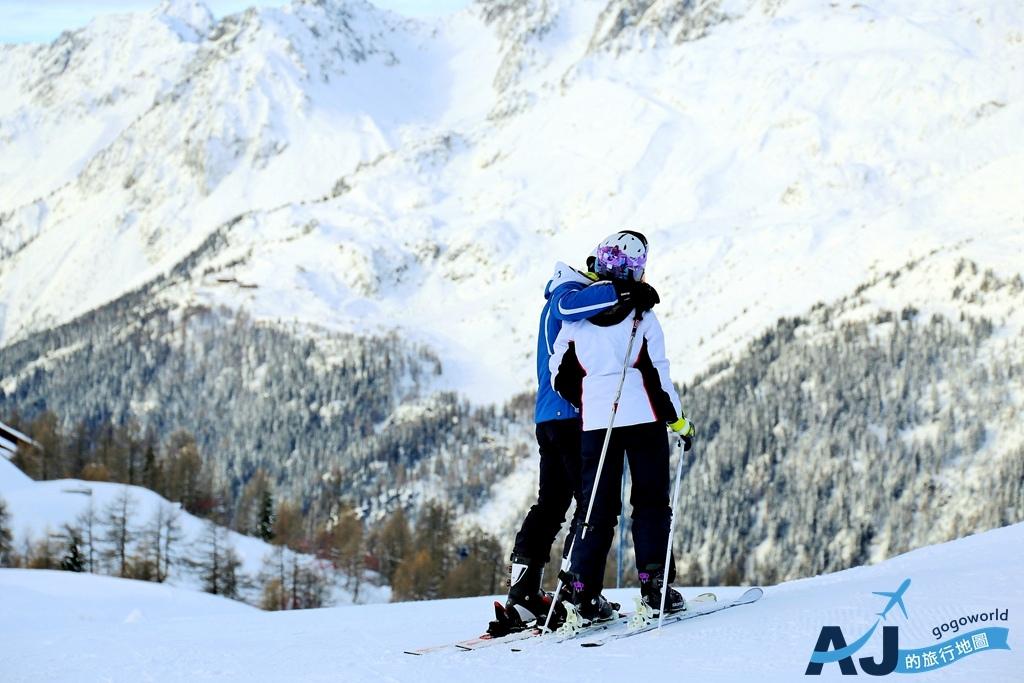 (霞慕尼纜車)Grands Montets – Lognan 滑雪場 適用Mont Blanc Uulimited pass
