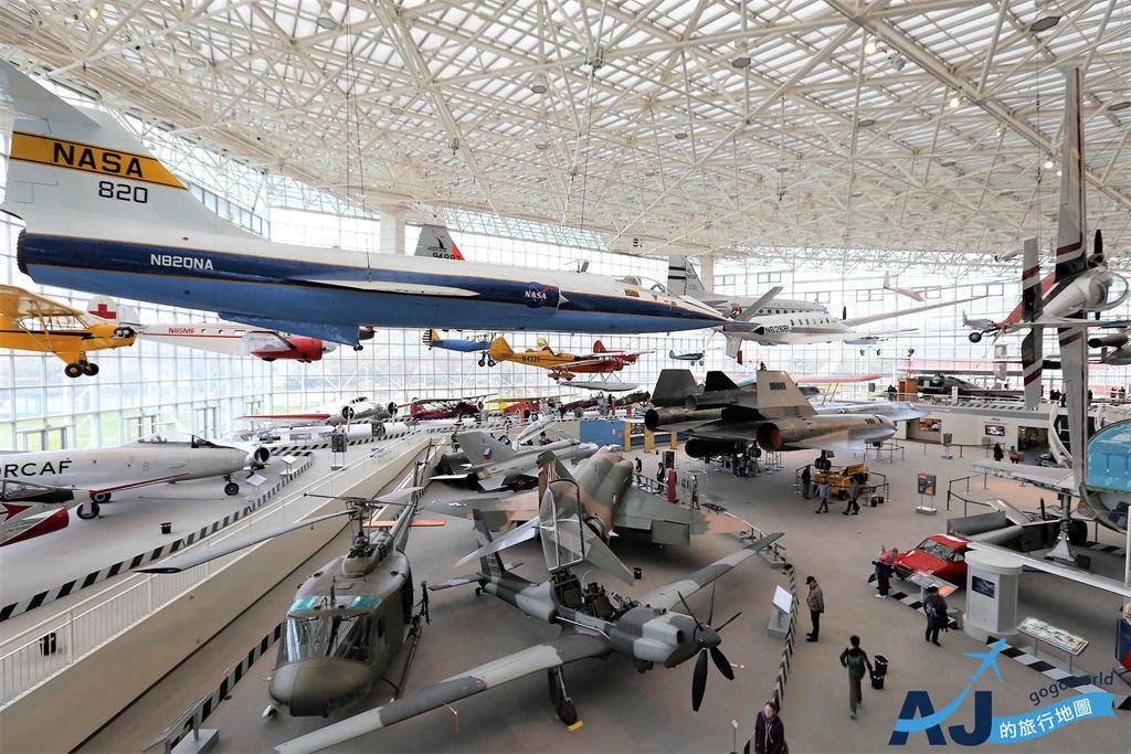 (西雅圖景點)飛行博物館 The Museum of Flight 世界最大的航空、太空博物館 交通、營業時間分享