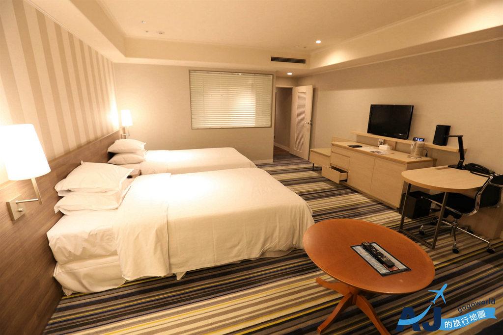 (九州宮崎飯店推薦)宮崎大洋喜來登度假飯店 標準海景雙人房/早餐/晚餐分享