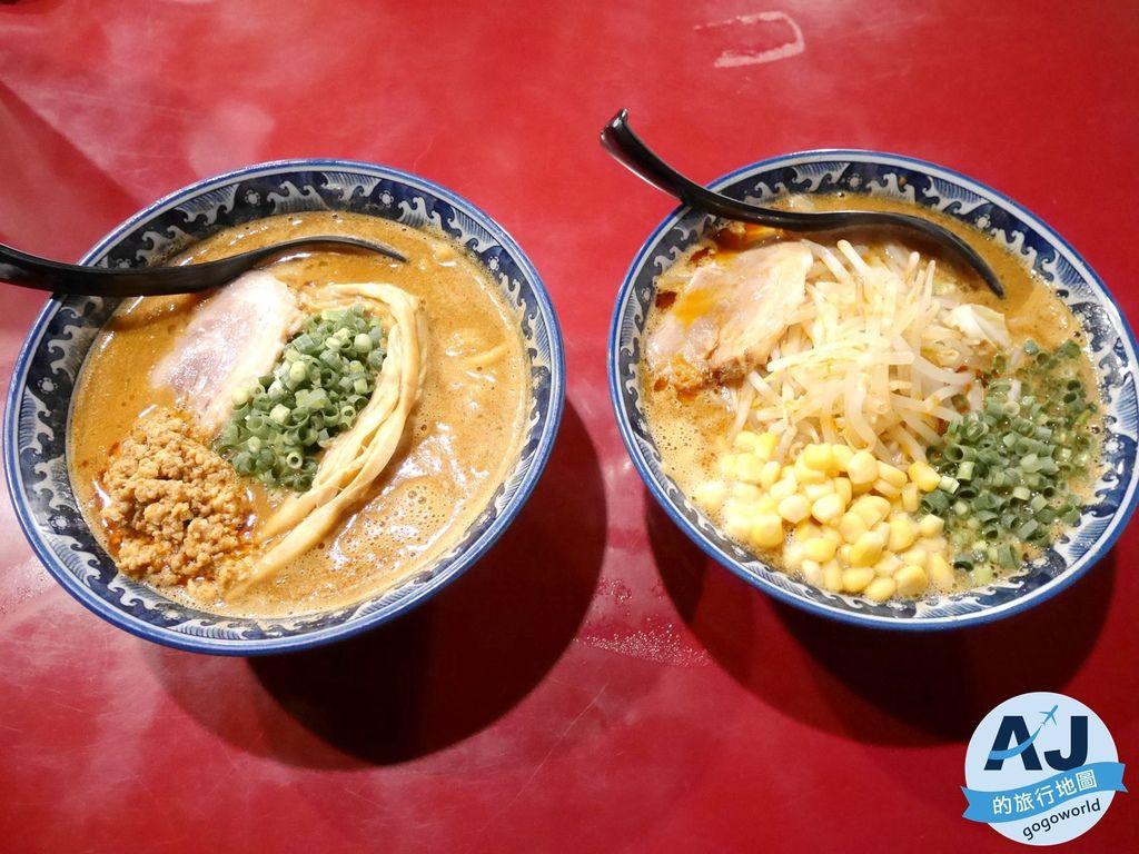 (松本市美食)麵匠佐藏 SAKURA拉麵 採用信州味噌 超濃厚湯頭 近松本城、時計博物館