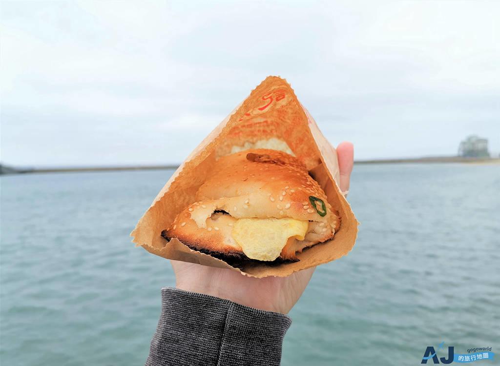(澎湖早餐)鐘記燒餅 馬公市區人氣早餐店 菜單、營業時間分享