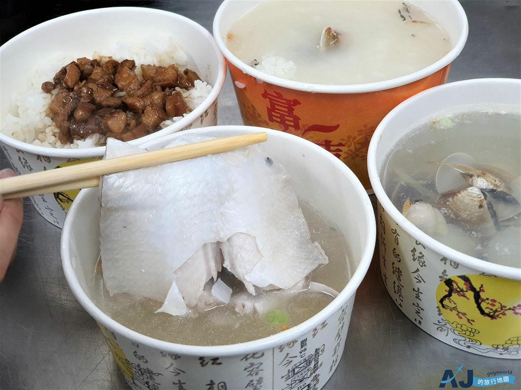 三重三和夜市美食:詹 鍋燒麵 新鮮的虱目魚肚湯、真的很大碗的滷肉飯 菜單、營業時間分享
