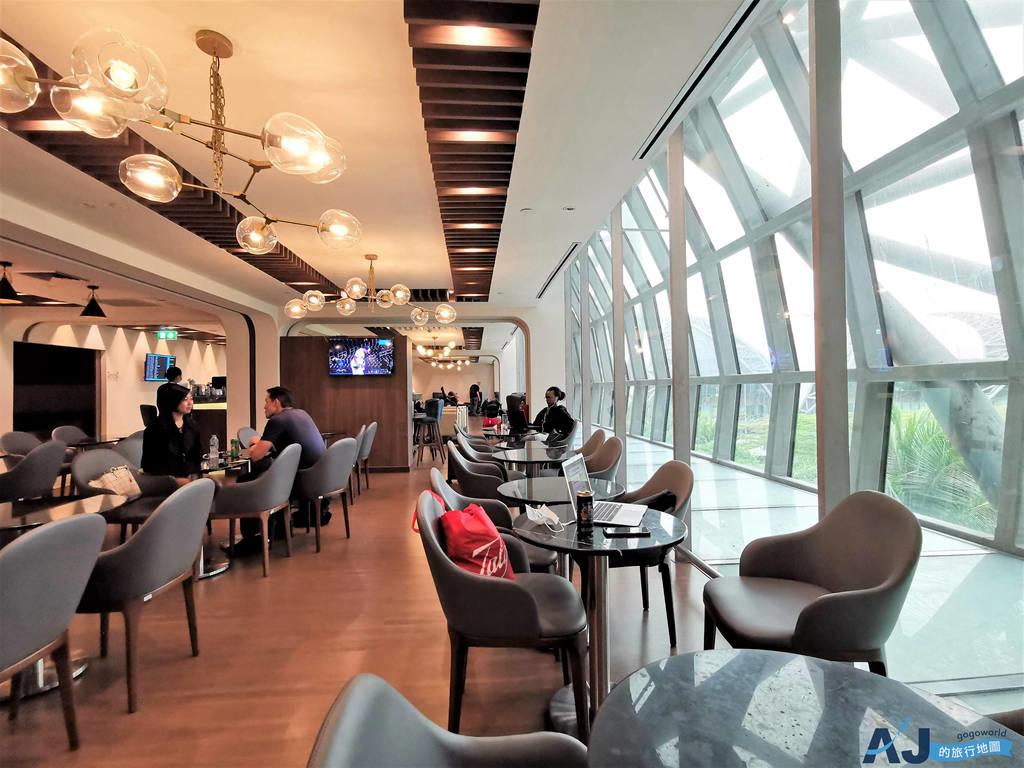 泰國曼谷機場BKK:土耳其航空貴賓室 Turkish Airlines Lounge PP卡進入