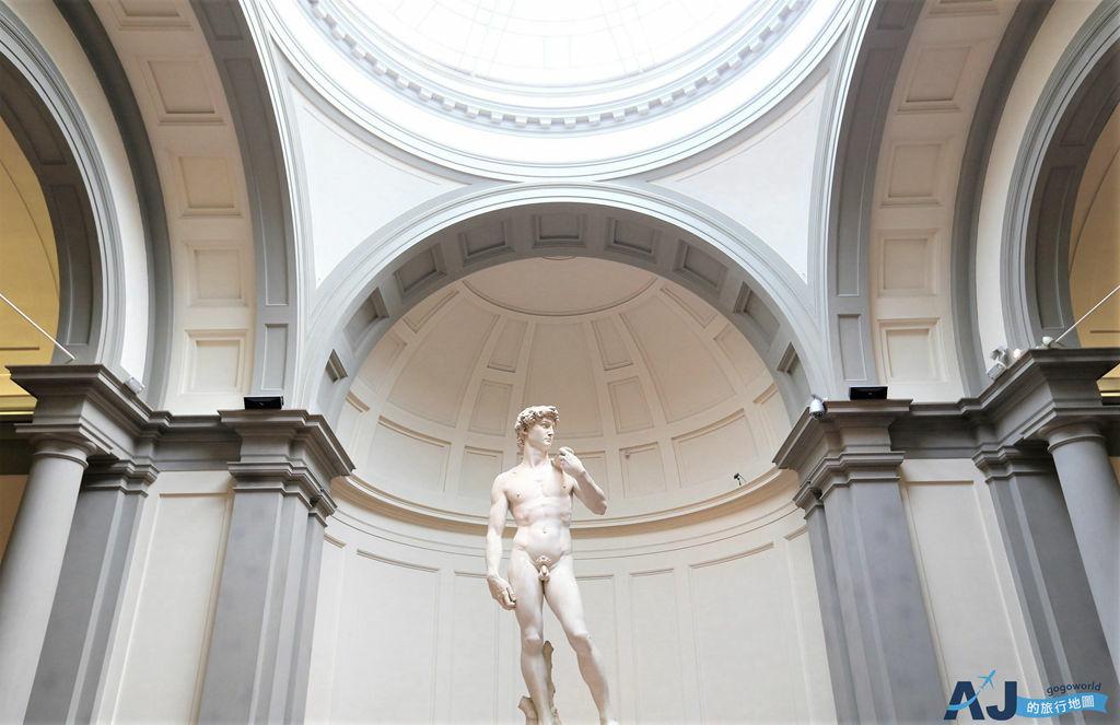 佛羅倫斯 學院美術館 看正牌大衛像 免排隊門票分享