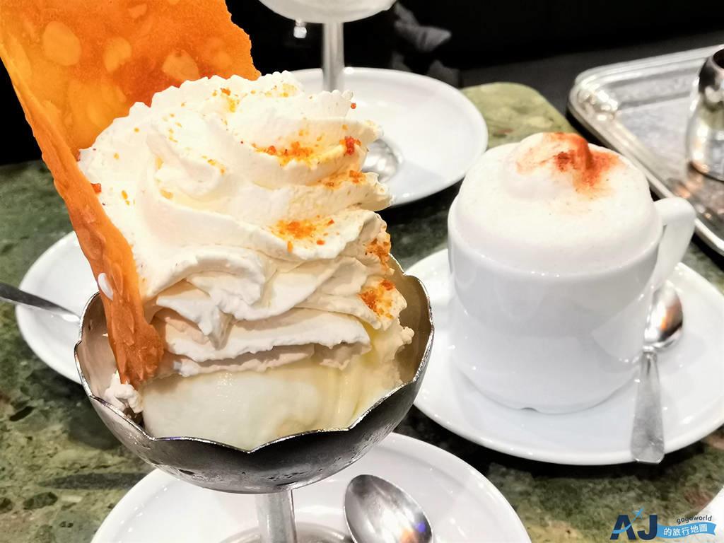 貝蒂雍 Berthillon 巴黎必吃的冰淇淋 內用比較貴 菜單、營業時間分享