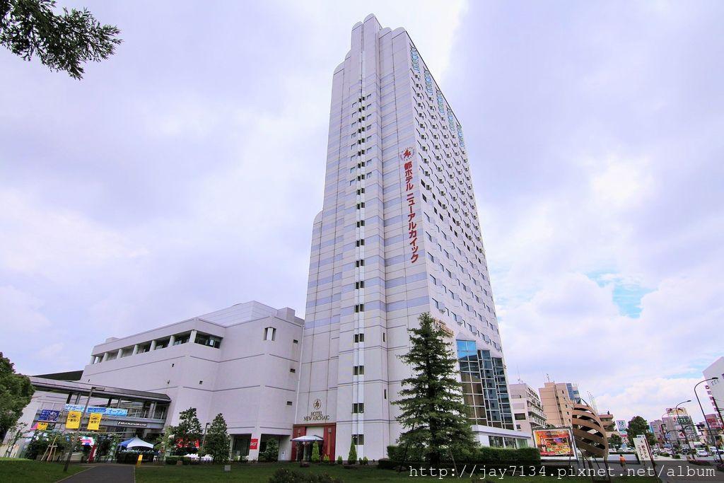 (大阪飯店推薦)Miyako Hotel New Archaic 新都新古風飯店 搭阪神電鐵到梅田只要7分鐘