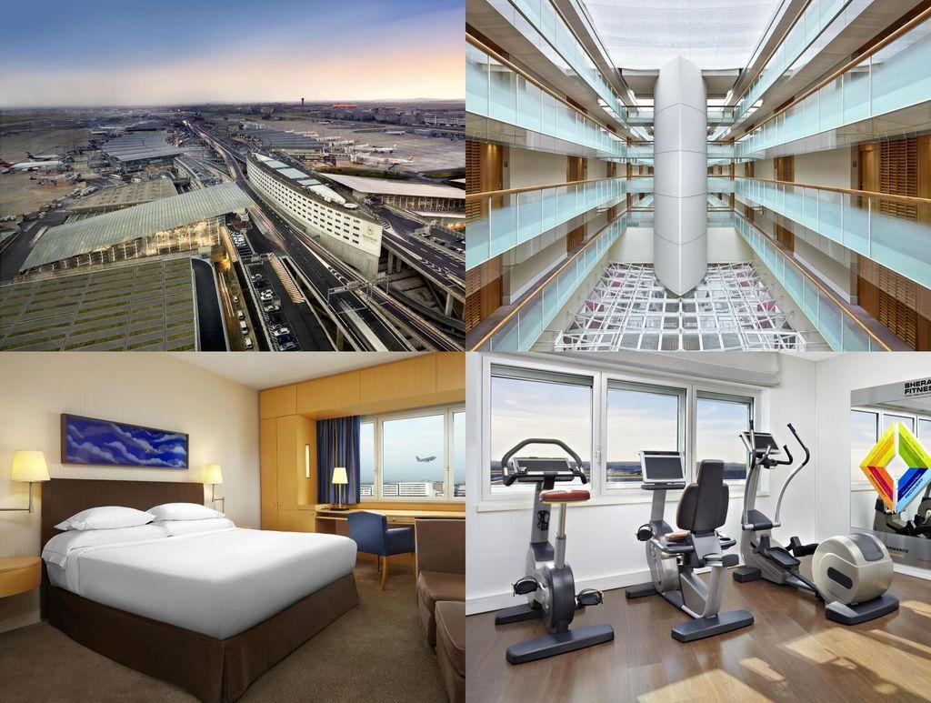 巴黎機場喜來登飯店及會議中心 (Sheraton Paris Airport Hotel & Conference Centre)5.jpg