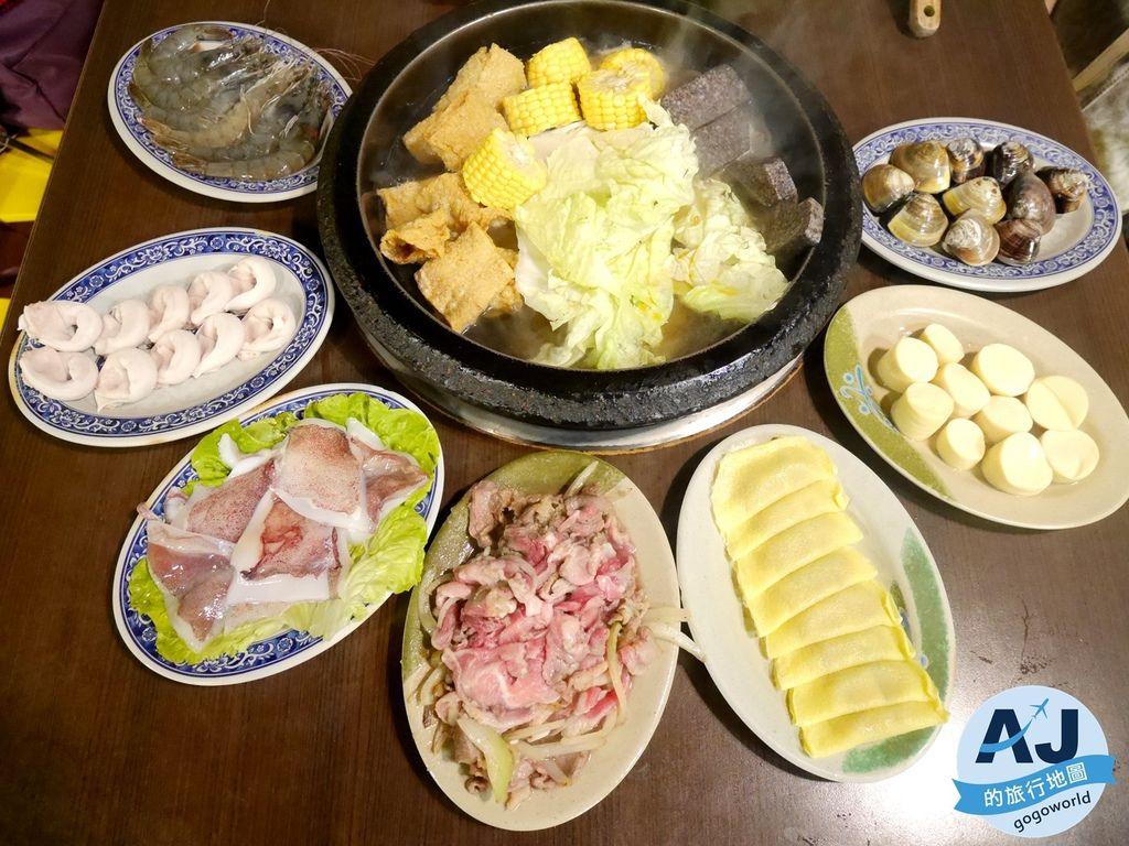 (基隆美食)義美自助火鍋城 吃到飽石頭火鍋 在地人推薦 海鮮超美味 近基隆車站、中正公園