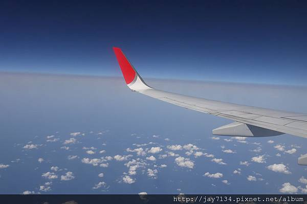 2013-03-07 日本航空 JL802 桃園TPE-東京成田NRT
