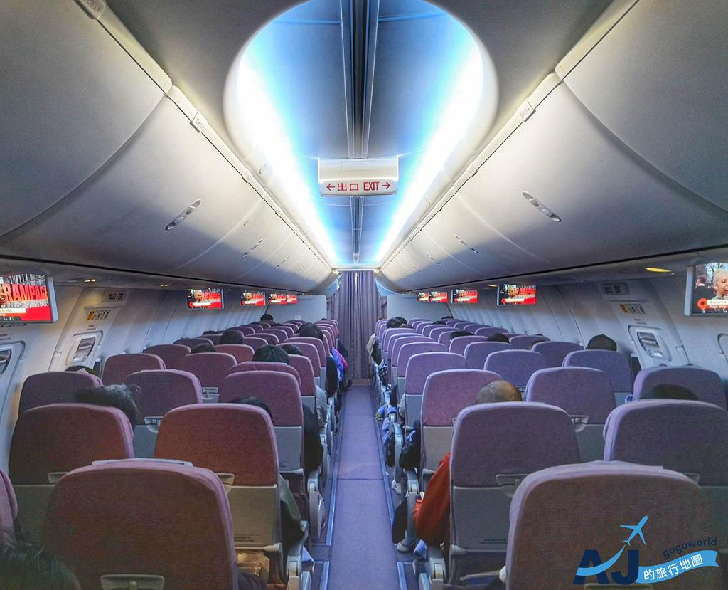 華航 CI116 / 129 桃園TPE <> 福岡FUK A330-300 / 737 經濟艙搭乘經驗、飛機餐分享