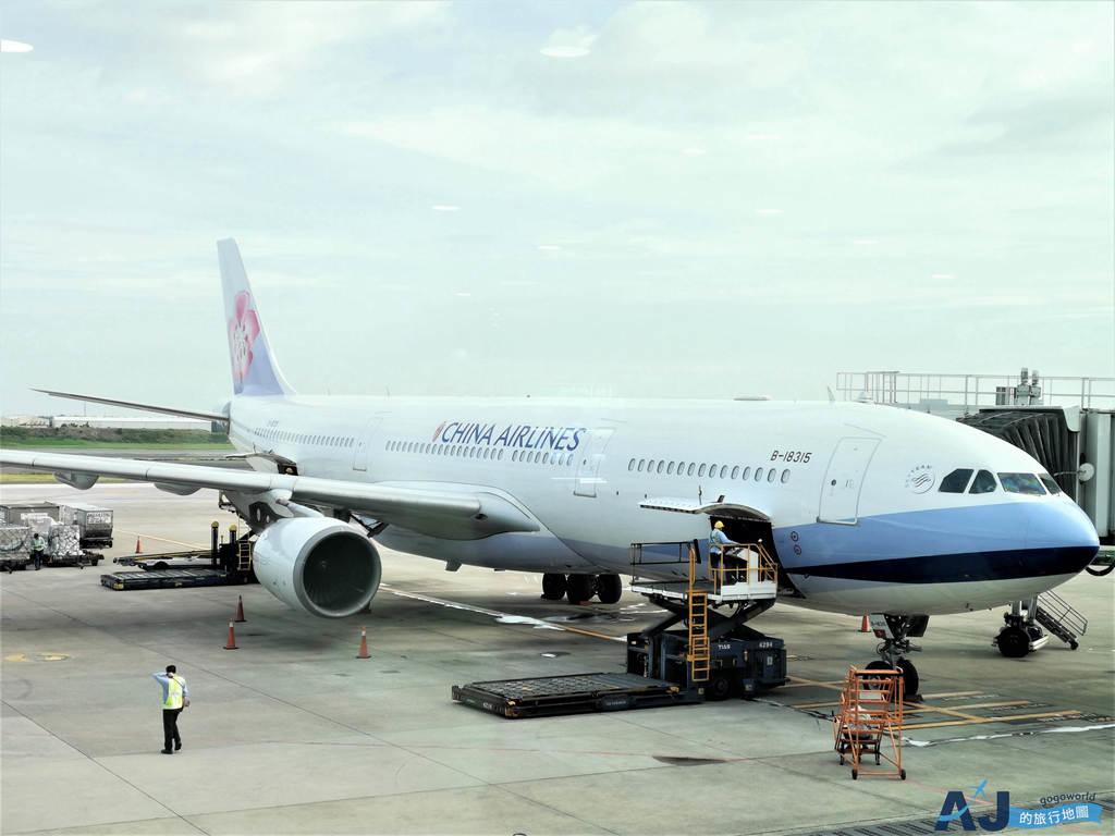 華航 CI110 / CI117 台北桃園TPE <> 福岡FUK A330-300經濟艙、飛機餐兒童餐分享