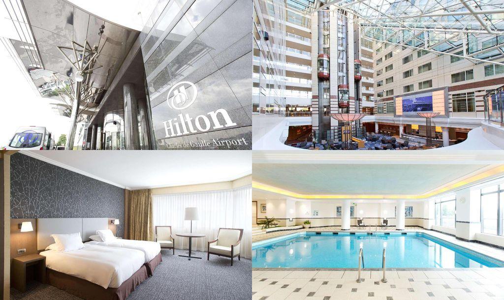 巴黎高爾機場查爾斯希爾頓飯店 (Hilton Paris Charles De Gaulle Airport)5.jpg