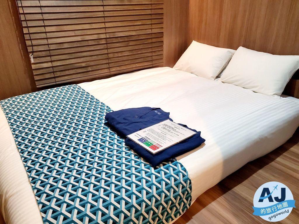 (淺草飯店推薦)淺草站前阿曼內克飯店 Hotel Amanek Asakusa Ekimae 屋頂可看到晴空塔夜景 雙人房分享