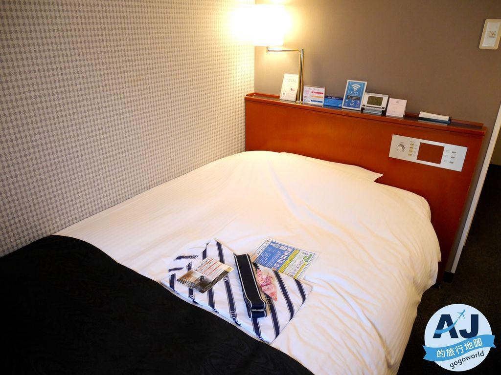 (金澤住宿推薦)APA Hotel 金澤站前 金澤車站步行兩分鐘可抵達 單人房、早餐、交通分享